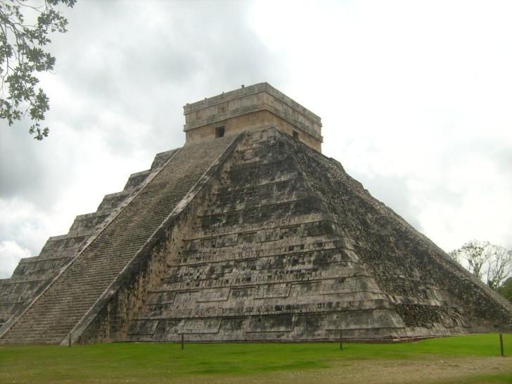Chichén Itzá (c) Candy Smith 2008