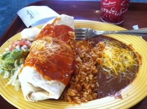 Burrito Sonora - photo credit dineatjoes.com